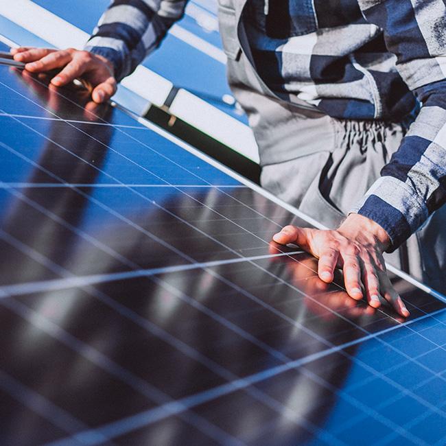 Pannelli fotovoltaici sostenibilità