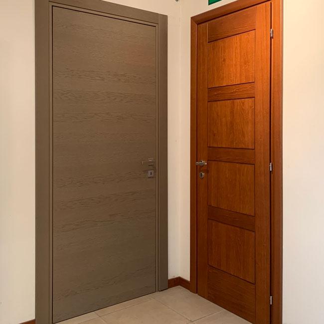 Porte legno e laminato